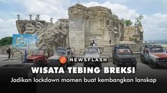 Wisata Tebing Breksi, jadikan lockdown momen buat kembangkan lanskap