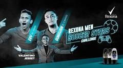 Egy vs Gunawan | Rexona Men Soccer Stars Challenge - Episode 2