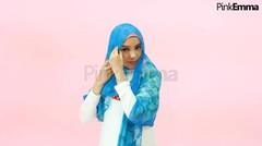 Tutorial Hijab Dengan Variasi Kalung