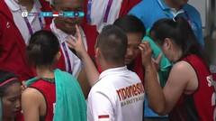 Full Match Bola Basket Putri Mongolia vs Indonesia | Asian Games 2018