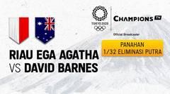 Full Match | Panahan Tunggal Putra 1/32 Eliminasi | Olimpiade Tokyo 2020