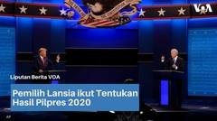 Pemilih Lansia ikut Tentukan Hasil Pilpres 2020