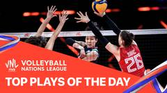 Top Plays of the Day   VNL WOMEN'S 20/06/2021