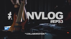 "#FANVLOG | ""Collaboration"" with REDO #eps3"