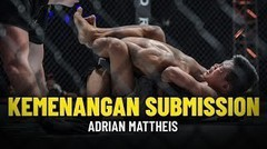 Top Submissions | Adrian Mattheis | Superstar Indonesia