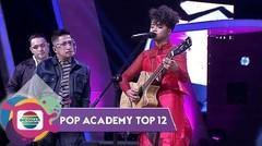 """TEGARRR !!! Martha (Jayapura) Ciptakan Lagu """"Sabar"""" Dan Siap Jalani Hidup Setelah Putus Dari Mantan !!   POP ACADEMY 2020"""
