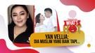 Yan Vellia Kaget Tahu Dory Harsa Jalani Pemberkatan