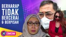 Istri Pertama Sedih Nurdin Ruditia Akan Bercerai dengan Nita Thalia