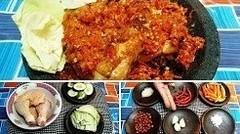 Resep & Cara Membuat Ayam Gepuk Enak Pedes