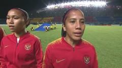Full Match Sepak Bola Putri Chinese Taipei vs Indonesia 4 - 0 | Asian Games 2018