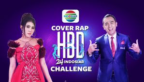 Cover RAP HBD 24 Indosiar Challenge