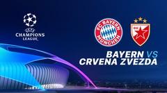 Full Match - Bayern Munchen Vs Crvena Zvezda I UEFA Champions League 2019/2020
