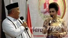 Kebahagiaan Ratna Listy Nyanyi Bareng Dengan Muhammad Idris Selaku Walikota Depok