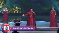 MANTAP!!! 3 Diva Hetty Koes Endang, Uthe dan Sheila Majid Bikin Penonton Bernyanyi Bersama - Golden Memories Asia