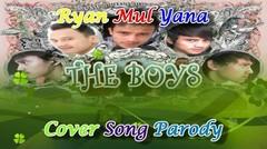 The Boys Versi Korea - Ryan Mul Yana (itzbonay)