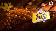 Bintang Tasty: Cinnamon Churros