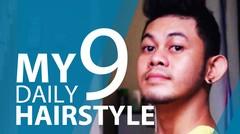 9 Gaya Rambut Cowok Sehari-hari