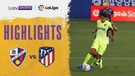 Match Highlight | Huesca 0 vs 0 Atletico Madrid | La Liga Santander 2020
