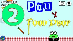 Pou Food Drop Part 2