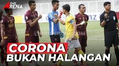 CORONA, STADION MADYA SEPI, DAN HASIL IMBANG PSM