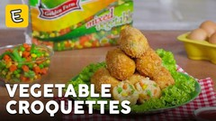 Resep Vegetable Croquettes ⁣