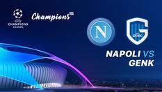 11 Dec 2019   00:55 WIB - Napoli vs Genk - Liga Champions UEFA 2019-2020