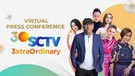 Virtual Press Conference HUT 30 SCTV 3xtraOrdinary