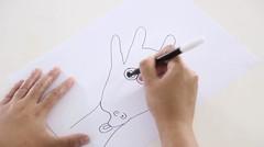 Cara Mudah Untuk Menggambar Hewan