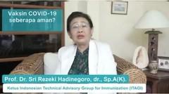 Vaksin Covid-19 Bagi Tenaga Kesehatan