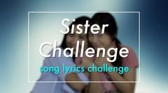 Song Lyrics Challenge