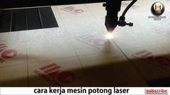 pake laser !! cara keren memotong akrilik - laser cutting