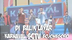 Karnaval SCTV Bojonegoro bareng keluarga RANS