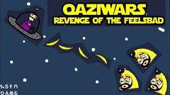 SHOOTING BANANA TO BANANAMAN! - Qazy Wars : The Revenge of Feelsbad