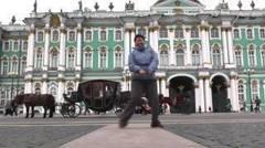 TRINITY'S GANGNAM IN RUSSIA