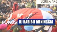 Jenazah Almarhum BJ Habibie Diturunkan Menuju Liang Lahat - Selamat Jalan BJ Habibie