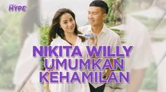 Nikita Willy Umumkan Kehamilan Pertamanya