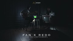 FAN X REDO - For you (instrument) Live Session.
