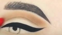 Makeup Seperti Mata Beneran