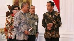 Jokowi sentil KPK langsung ciut..