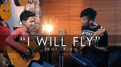 """""""I WILL FLY"""" (Ten 2 Five) cover with Rido (Headphone recommended)"""