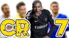 7 Calon Pengganti Cristiano Ronaldo di Real Madrid