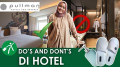Ingat, Jangan Lakuin 12 Hal Ini Pas Kamu Nginep di Hotel!