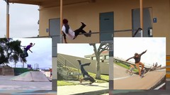 kumpulan video Skateboard yang gagal (JANGAN DI TIRU)  May 2019