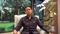 Sambutan dari Mentri Kesehatan Republik Indonesia