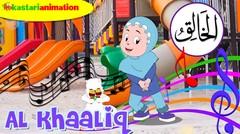 AL KHAALIQ |  Lagu Asmaul Husna Seri 2 Bersama Diva | Kastari Animation