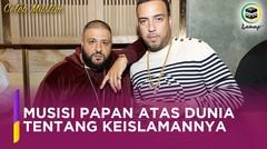 Musisi Dunia French Montana dan DJ Khalid Tuai Kontroversi Namun Muslim yang Taat