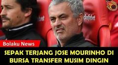 Sepak Terjang Mourinho Di Januari, Datangkan Tiga Pemain Sekaligus