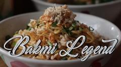Bakmi Legend, Berani Duel !! Selerakita - Kuliner Bandung
