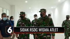 Anggota TNI yang Bantu Rachel Vennya Resmi Dinonaktifkan, Kasdam Jaya Sidak RSDC   Liputan 6