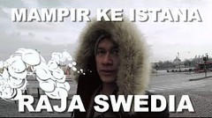 TRAVEL - VLOG. MAMPIR KE ISTANA RAJA SWEDIA !!